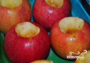 Яблоки в духовке - фото шаг 4