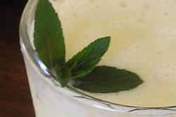 Рецепт Банано-яблочный коктейль
