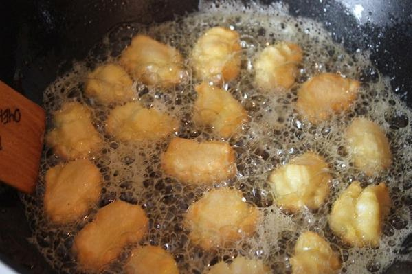 Баурсак с медом - фото шаг 5
