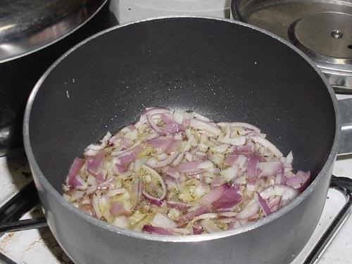 Вегетарианская черная фасоль Чили - фото шаг 4
