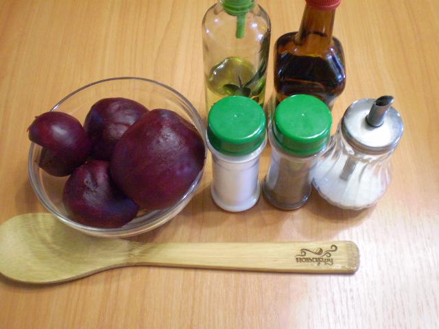 Рецепт Икра из свеклы на зиму