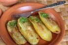 Картошка с салом, запеченная в фольге