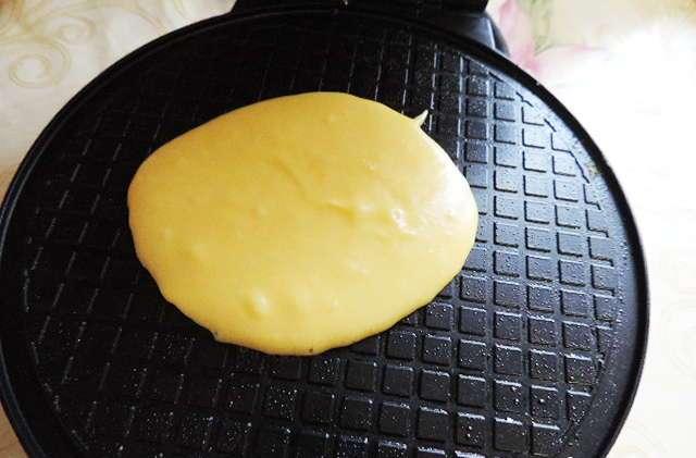 Тесто для вафельницы - фото шаг 4