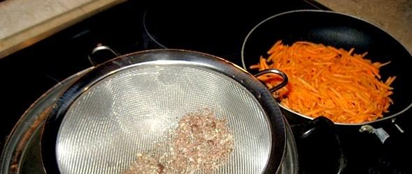 Кеспе с мясом - фото шаг 6
