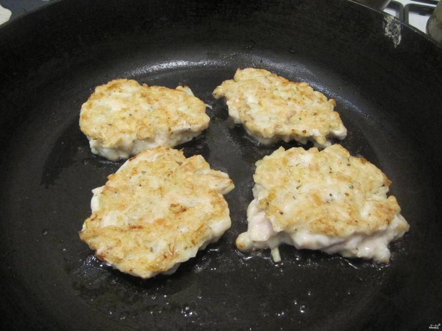 Куриное филе рубленое - фото шаг 3