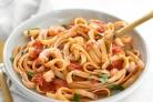Итальянская паста с морепродуктами