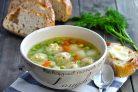 Суп с фрикадельками из фарша