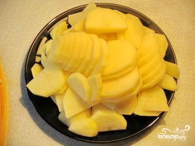 Говядина запеченная с картофелем - фото шаг 3