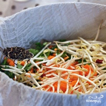 Овощной бульон в пароварке - фото шаг 3
