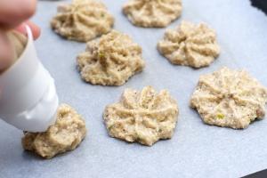 Вегетарианское овсяное печенье - фото шаг 7