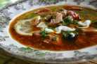 Суп-солянка (классический рецепт)