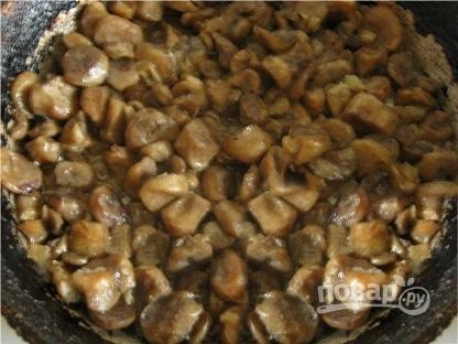 Картофельная запеканка с грибами и помидорами - фото шаг 1