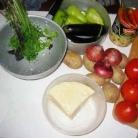 Рецепт Запеканка Тбилисури в горшочках