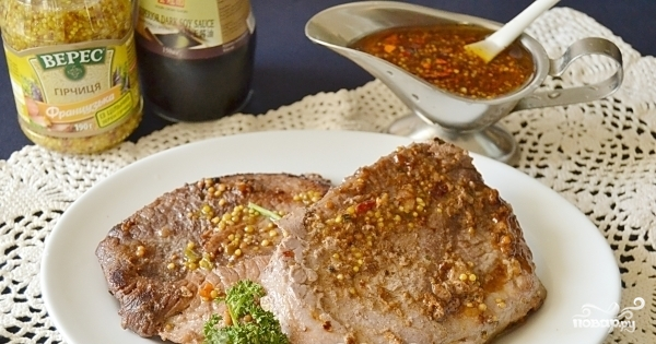 Вкусный маринад для мяса - фото шаг 4