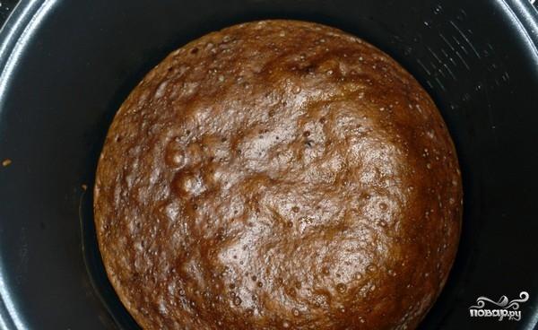 Кофейный пирог в мультиварке - фото шаг 4