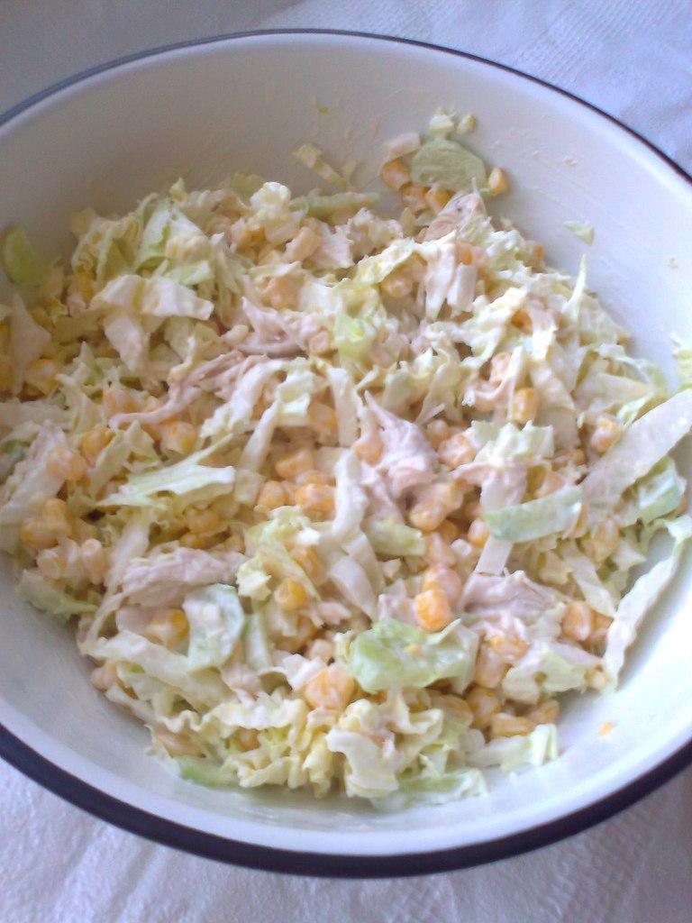 Салат для любимых - фото шаг 4