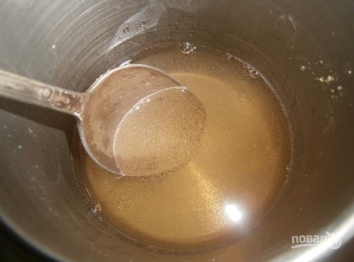 как приготовить кефирное желе?
