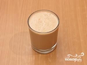 Сливочный кофейный крем - фото шаг 8