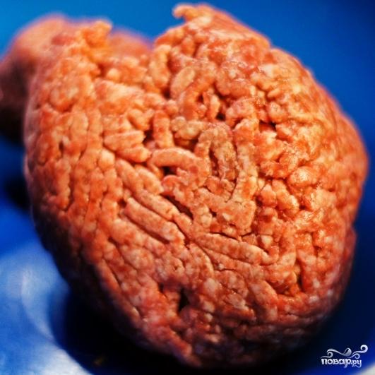 Рецепт Мясные зразы с грибами