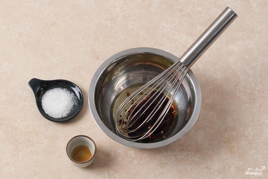 Салат из цукини - фото шаг 5