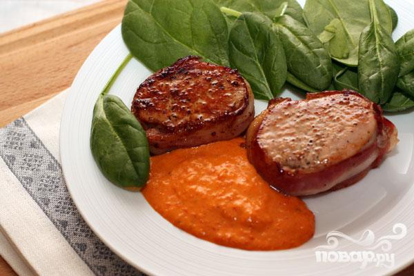 Мясо по-корейски с болгарским перцем рецепт