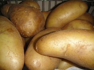 Картофель в духовке с пармезаном - фото шаг 1