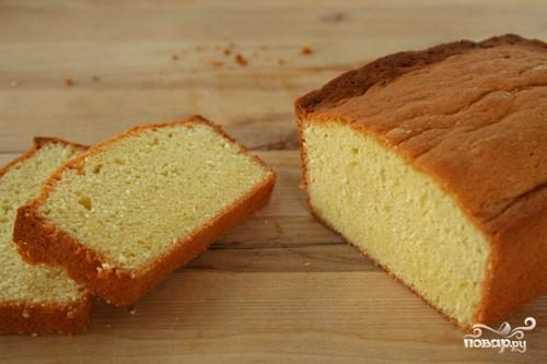 Пошаговый рецепт творожного кекса для мультивари
