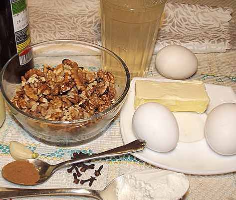 Курица под ореховым соусом - фото шаг 2