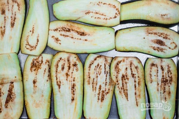 Говядина с картофелем и баклажанами - фото шаг 1