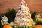 Торт Крокембуш из профитролей