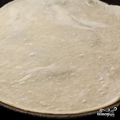Пшеничные тортильи