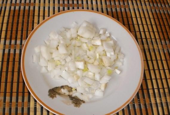 Вегетарианские щи в мультиварке - фото шаг 4