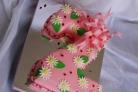 Торт Двойка