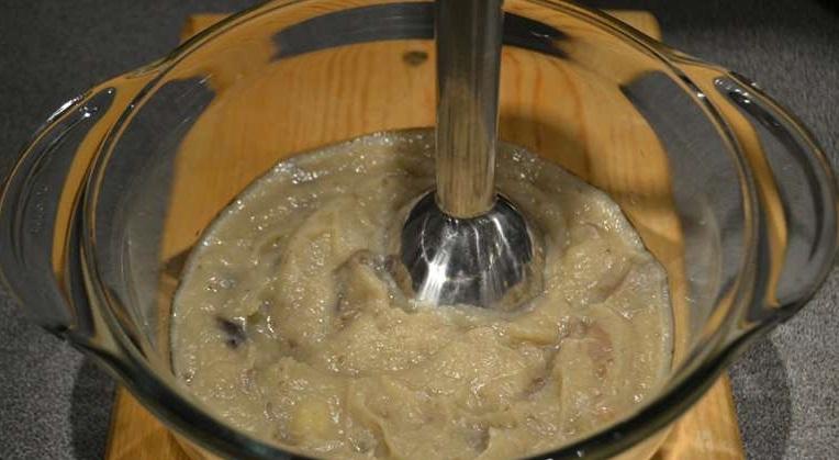 Грибной суп пюре в мультиварке - фото шаг 3