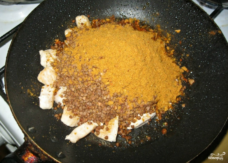 Как приготовить гречку в мультиварке пошаговый рецепт