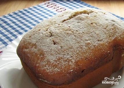 Кекс в хлебопечке с лимоном - фото шаг 3
