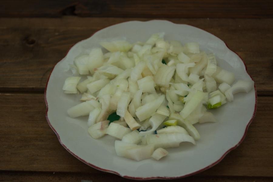 Солянка с сосисками - фото шаг 4