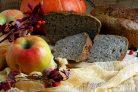 Хлеб с гречневой мукой и семенами