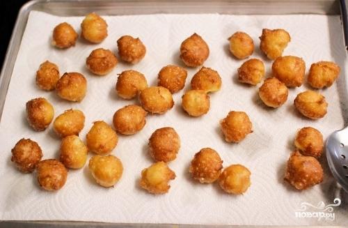 Простые пончики - фото шаг 9