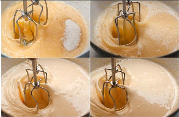 Рецепт Шарлотка с персиками