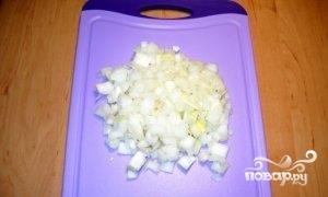 Картофельная запеканка с сардельками - фото шаг 2