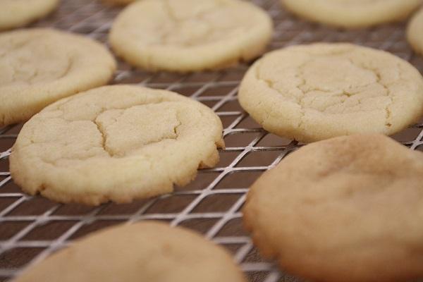 Печенье на желтках - фото шаг 6