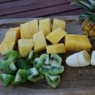 Рецепт Витаминный напиток Тропический авокадо