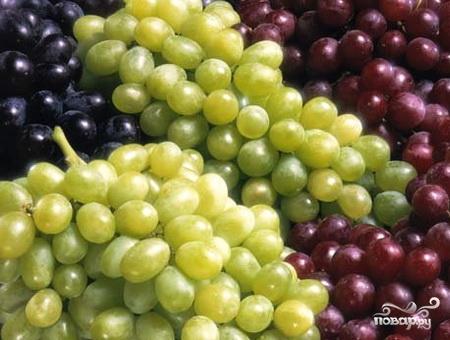 Рецепт Консервированный виноград