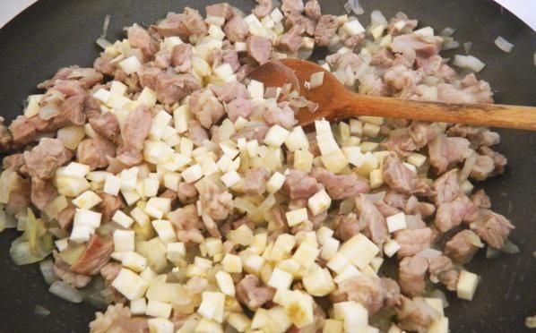 Сербская мясная чорба - фото шаг 5