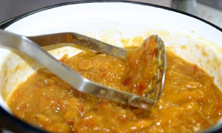 Рецепт Соус ткемали из абрикосов