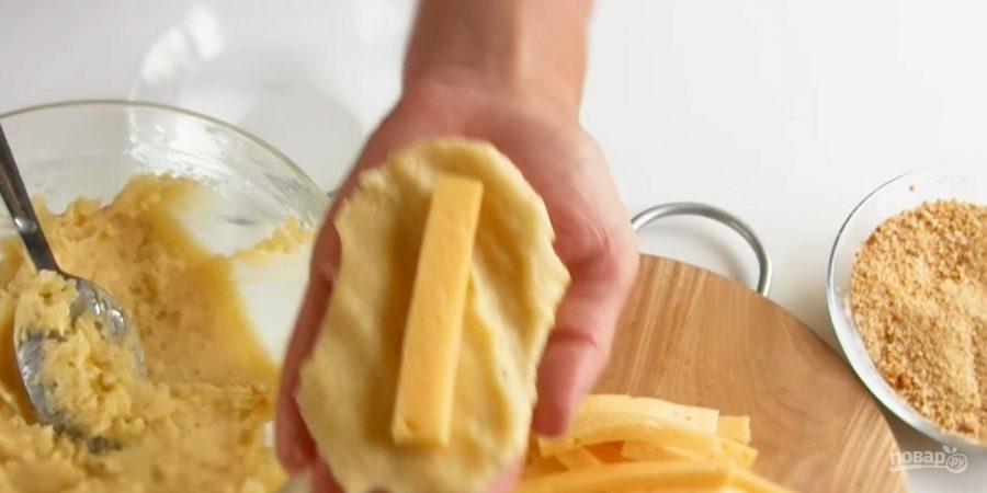 как сделать картофельные палочки в домашних условиях