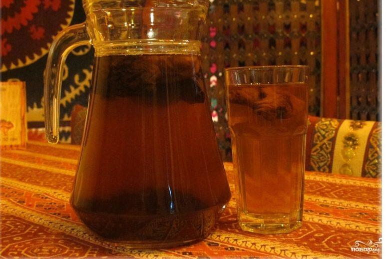 Рецепт Кисель из чернослива
