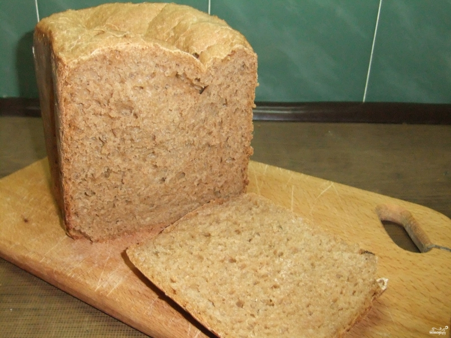 Домашний постный хлеб - фото шаг 10
