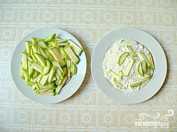 Закуска из кабачков Днестровская - фото шаг 1
